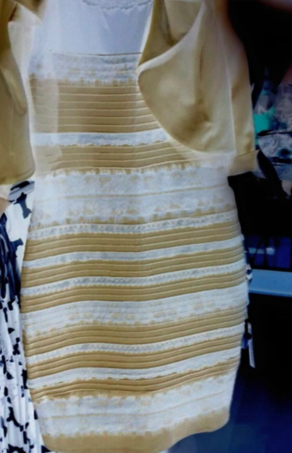 The dress explained - The Black And Blue White And Gold Dress Finally Explained